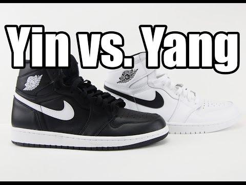 Jordan 1 Yang High Air PackSneakerfiles Og Yin jVLqSpzGMU