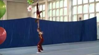 Спортивная Акробатика:Мужская пара