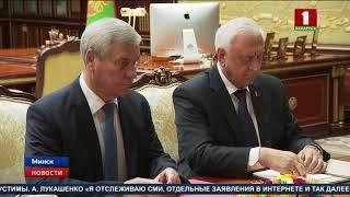 Александр Лукашенко намерен в ближайшее время отреагировать на ряд заявлений в СМИ и Интернете
