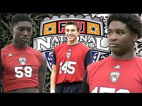 FBU National Championship : Team Tryouts New Jersey | The Path to Naples 2017