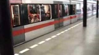 Prague Metro * Pražské metro - Line C Vysehrad