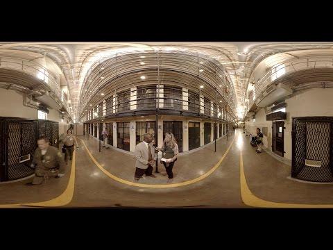 Virtual Tour Inside San Quentin's Death Row | Los Angeles Times