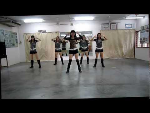 Let's Dance Again line dance (4/5/2012) by Alison Biggs & Peter Metelnick