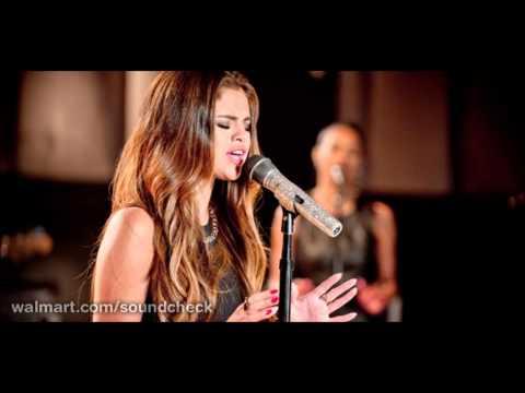 Selena Gomez Live Walmart Soundcheck [Full Audio]