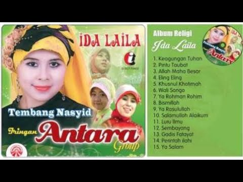 Ida Laila - Lagu Religi Terbaik Ida Laila  Full Album - Lagu Dangdut Lawas Spesial Ramadhan 720p HD