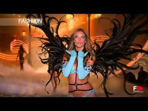 VICTORIA'S SECRET Fashion Show 2013 Focus on ALESSANDRA AMBROSIO by Fashion Channel