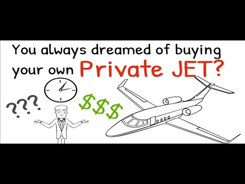 Buy a Private Jet in Europe and Make Money Chartering it!!!