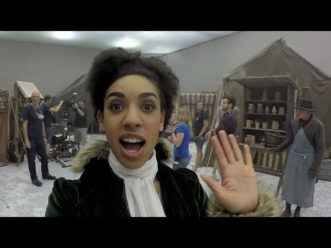 Pearl's Guide To The Frost Fair | Doctor Who: Series 10