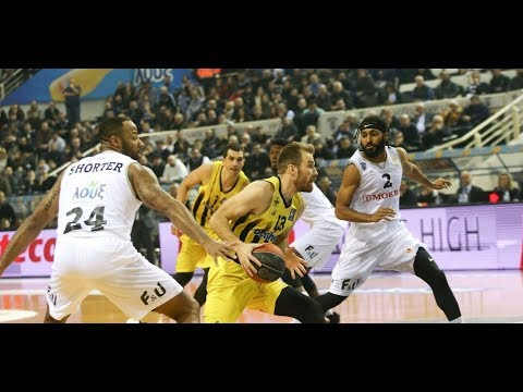 🏀 ΠΑΟΚ - Άρης 101-84 Highlights   Basket League 14η αγ. {5.1.2020}