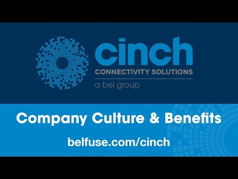 Cinch Connectivity Solutions Company Culture & Benefits