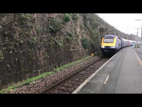 43143 arriving Penzance 8th October 2017