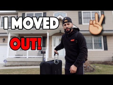 TELLING MY MUSLIM FAMILY I'M MOVING OUT!!!