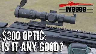 $300 Tactical Optic? Is It Any Good?