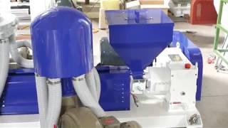 экструдер для производства ПНД пленок. MT45 650