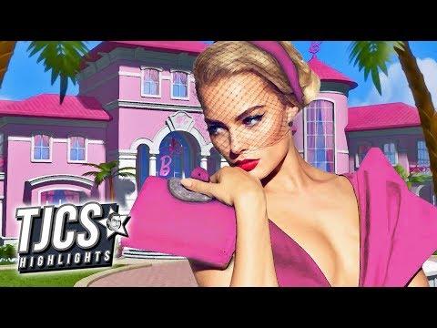 Margot Robbie Officially Locks Barbie Movie Mp3