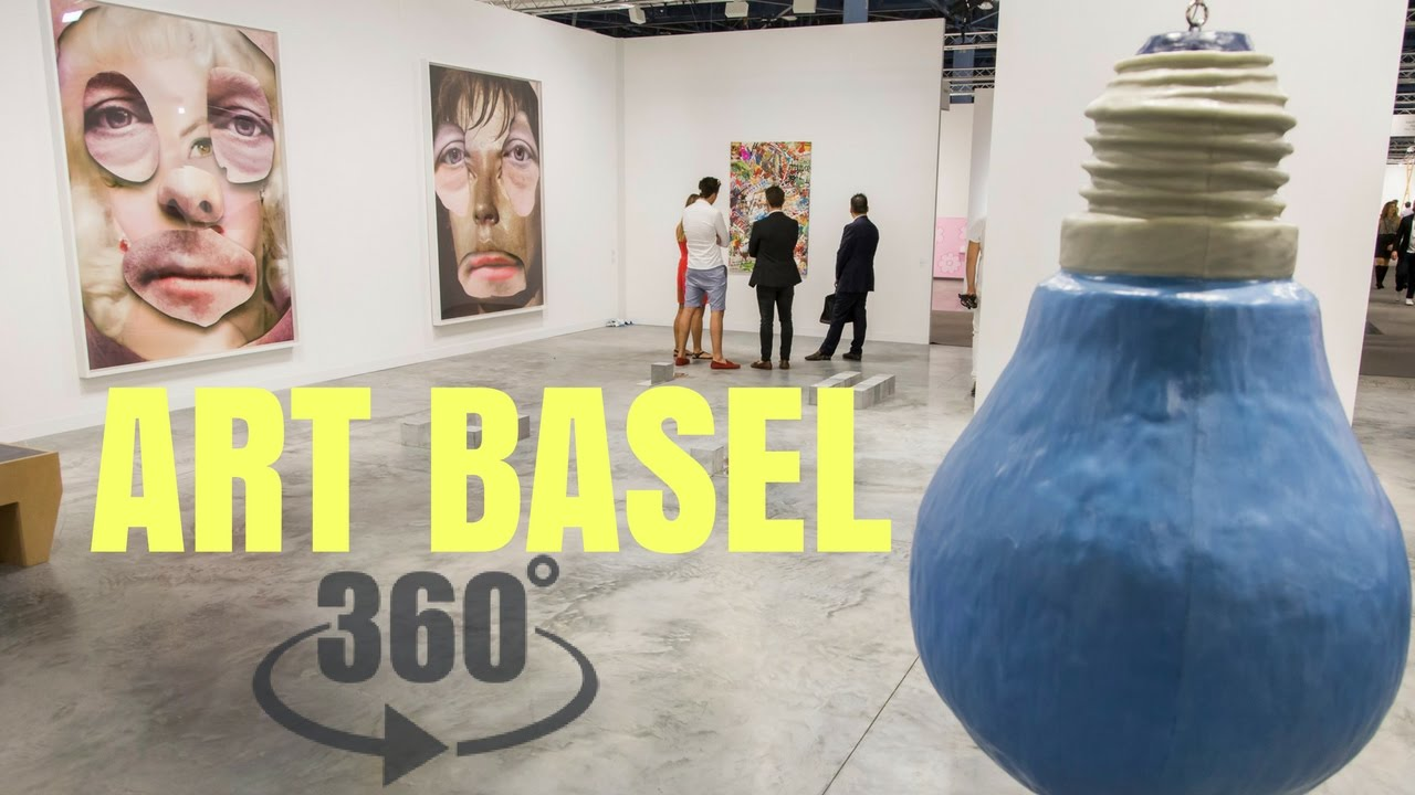 Art Basel Miami 2016 in 360° / VR - YouTube