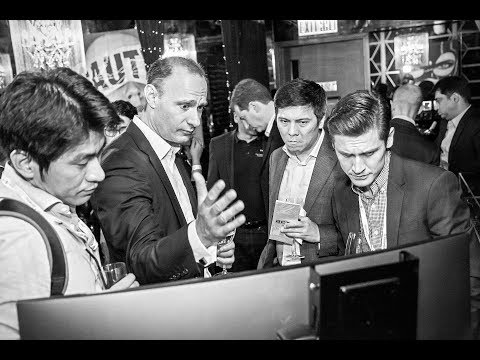 Hong Kong Event March 2018 - Crypto Club, Asian Wealth Community & Blockchain Terminal