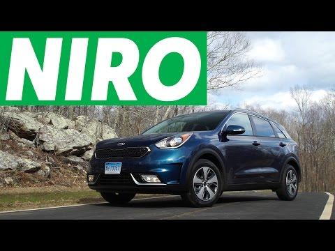 2017 Kia Niro Quick Drive | Consumer Reports