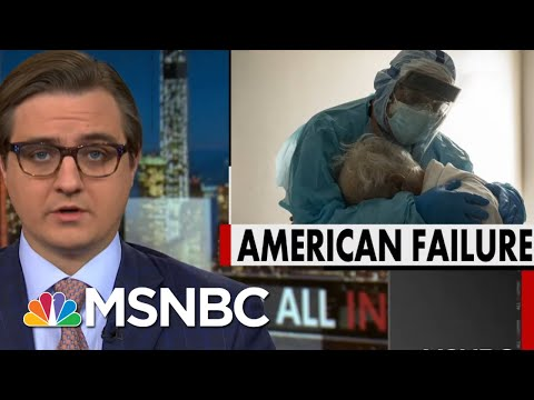 Chris Hayes: We Failed To Protect The Most Vulnerable Americans From Covid | All In | MSNBC