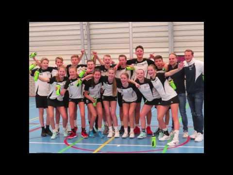 Korfbalchallenge 2019 RTC West/Den Haag u15