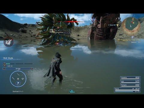 Final Fantasy XV: Hunt | The Great Stink (Malboro)