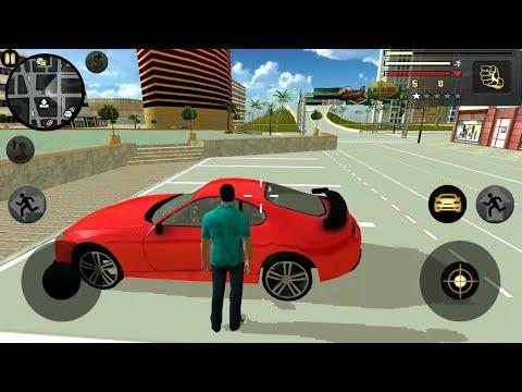 تحميل لعبه جاتا للاندرويد برابط مباشر | Vegas Crime Simulator