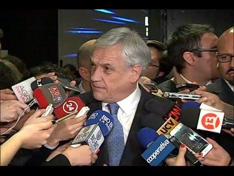 """Sebastián Piñera: """"Con José somos hermanos, pero somos distintos"""""""