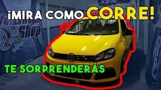 GOLF GTI CON ESTEROIDES    ALFREDO VALENZUELA