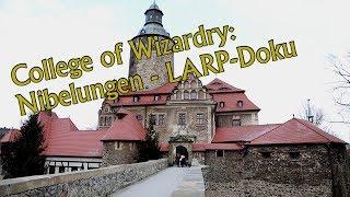 College of Wizardry: Nibelungen - LARP-Doku von der Magierschule