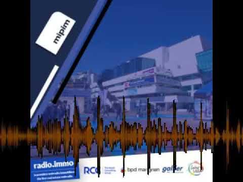 MIPIM 2018 : Francis BOREZEE, EURO DISNEY ASSOCIES, au micro de Radio Immo