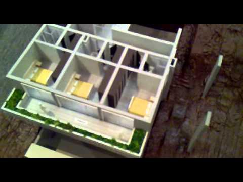 Maqueta casa de youtube for Materiales para hacer un piso