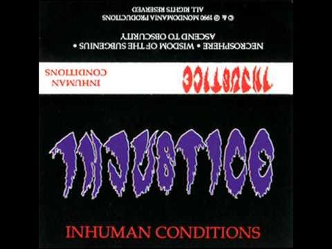 Injustice - Inhuman Conditions [Full Demo]