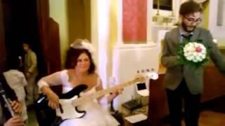 bass player bride