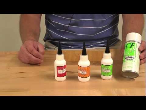 How to Use Cyanoacrylates Adhesives, CA Glue