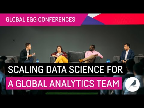 EGG2017 - Scaling Data Science for a Global Analytics Team