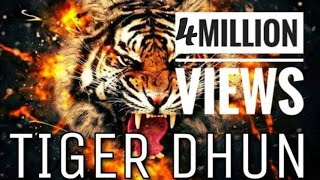 tiger dhun bass mix benjo mix