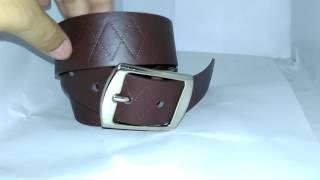 Men's Belt For Kalewensen Synthetic Leather For Lining Design