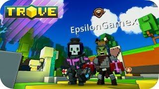 GAMEPLAY TROVE DUNGEON RANDOM CON EPSILONGAMEX EN PC