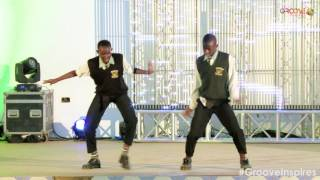 KAKAMEGA HIGH PERFORM A DANCE AT GROOVE INSPIRES 2017