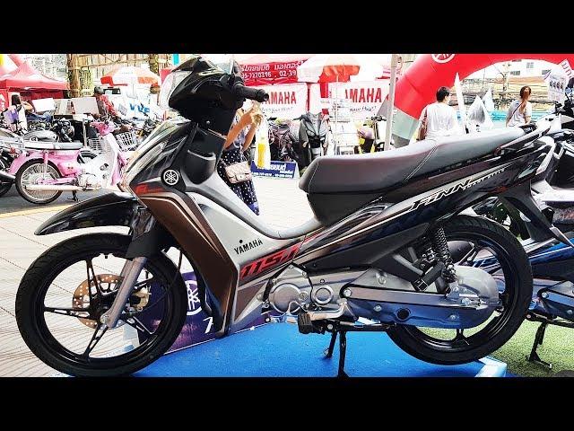 New Yamaha Finn 115 cc