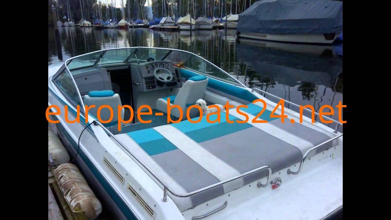 gebrauchte u neue motorboote motorboot kaufen oder privat verkaufen youtube. Black Bedroom Furniture Sets. Home Design Ideas