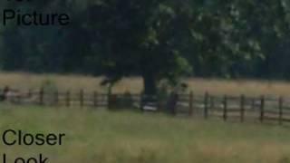 Gettysburg Battlefield Ghosts