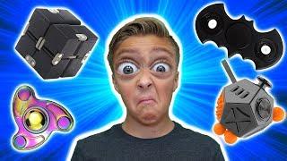 7 of the most Unique Fidget Toys!