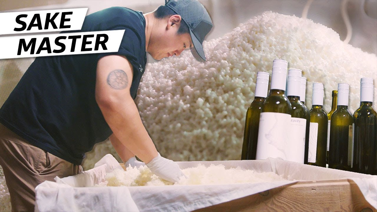 How Master Brewer James Jin Brought Premium Sake Back to California — Handmade