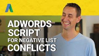 AdWords Script for Negative K…
