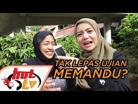 Mira Filzah tak baca signboard lettew!
