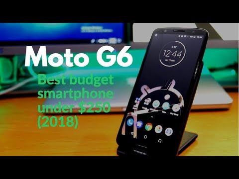 Motorola Moto G6 Review (Best Android phone under $150???)