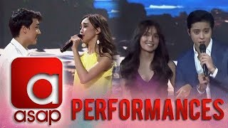 ASAP: KathNiel, MayWard, JoshLia with Piolo & Arci's sweet production number!