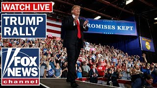 Fox News Live: President Trump holds Keep America Great rally in Phoenix