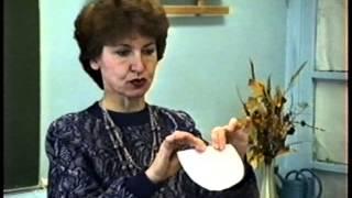 Урок математики во 2 классе. Распознавание геометрических фигур. Зинченко Л.Н. 1993 год.
